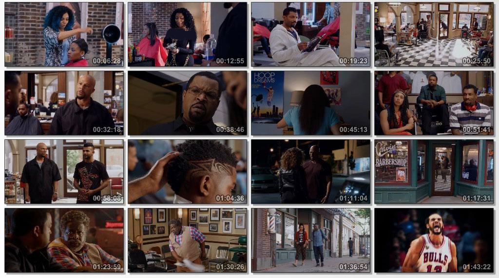 Barbershop The Next Cut 2016 - Screen