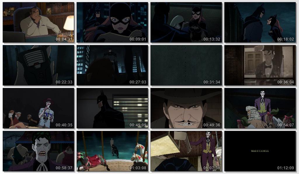 Batman The Killing Joke 2016
