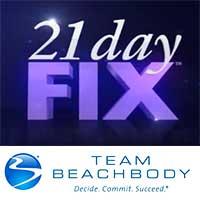 BeachBody 21 Day Fix