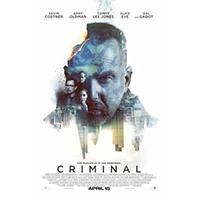 دانلود فیلم سینمایی Criminal 2016