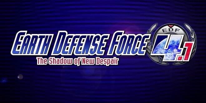 دانلود بازی کامپیوتر EARTH DEFENSE FORCE 4.1 The Shadow of New Despair نسخه CODEX