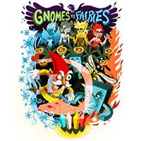دانلود بازی کامپیوتر Gnomes Vs Fairies نسخه PLAZA