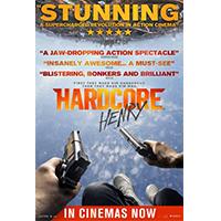 دانلود فیلم سینمایی Hardcore Henry 2015