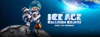دانلود انیمیشن کارتونی Ice Age Collision Course 2016