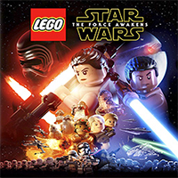LEGO Star Wars The Force Awakens PS3 and Xbox360