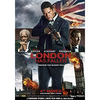 دانلود فیلم سینمایی London Has Fallen 2016