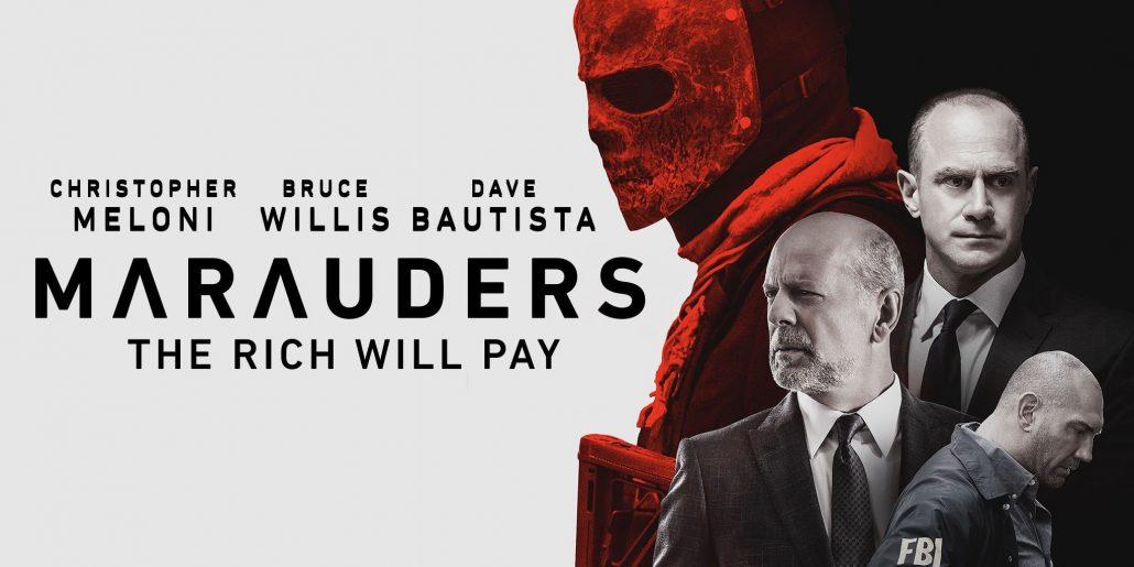 دانلود فیلم سینمایی Marauders 2016