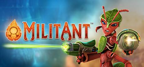 دانلود بازی کامپیوتر MilitAnt نسخه SKidrow