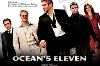 دانلود فیلم سینمایی Oceans Eleven 2001