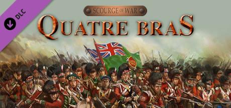 دانلود بازی کامپیوتر Scourge of War Quatre Bras نسخه Skidrow