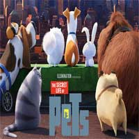 The Secret Life Of Pets 2016