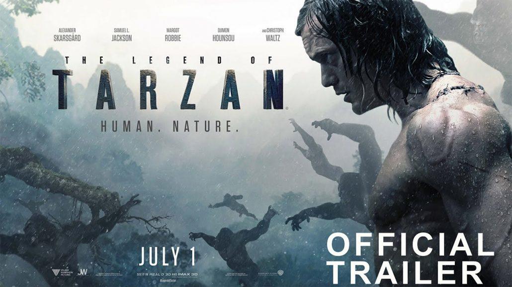 دانلود فیلم سینمایی The Legend Of Tarzan 2016