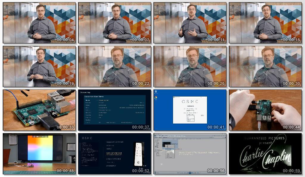 دانلود فیلم آموزشی Build a Raspberry Pi Media Server