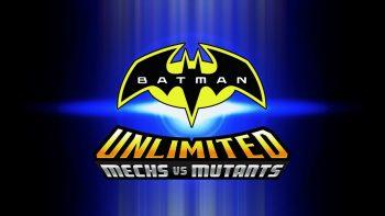 دانلود انیمیشن سینمایی Batman Unlimited Mech vs Mutants 2016