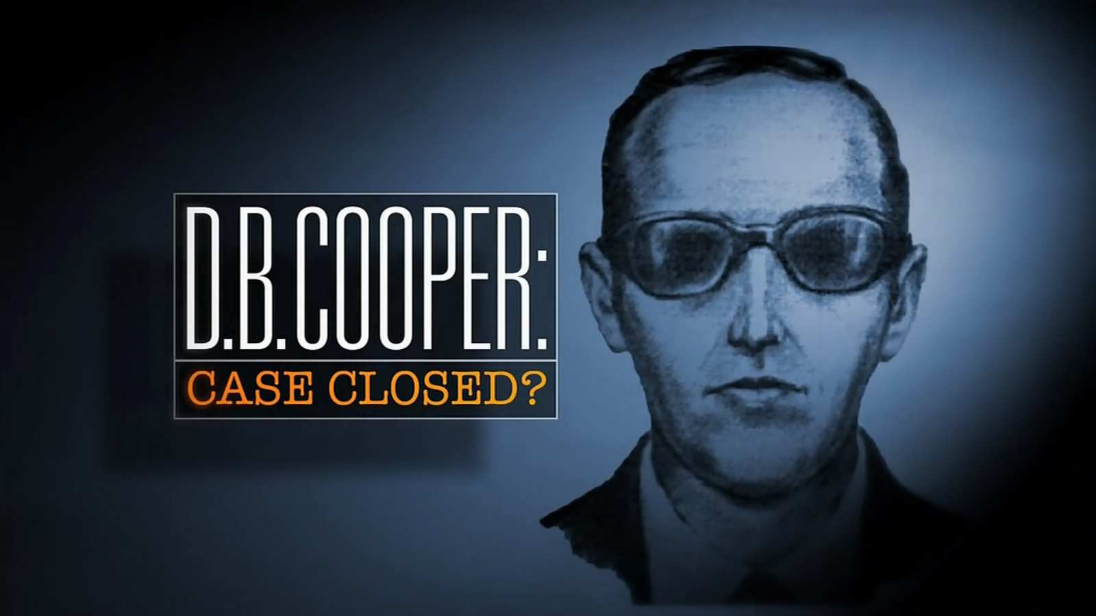 D.B. Cooper Case Closed 2016