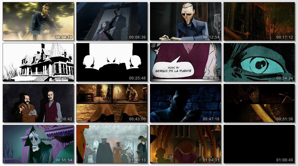 دانلود انیمیشن سینمایی Extraordinary Tales 2013
