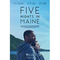 دانلود فیلم سینمایی Five Nights in Maine 2015