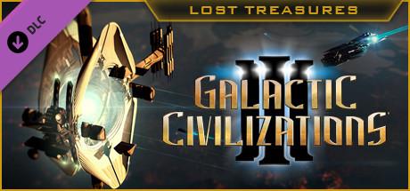 دانلود بازی کامپیوتر Galactic Civilizations III Lost Treasures نسخه Skidrow