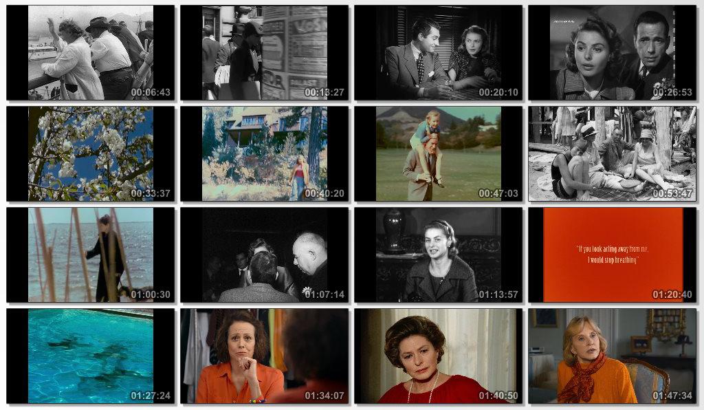 دانلود فیلم مستند Ingrid Bergman in Her Own Words 2015