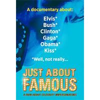دانلود فیلم مستند Just About Famous 2015