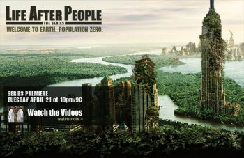 دانلود فیلم مستند Life After People 2008