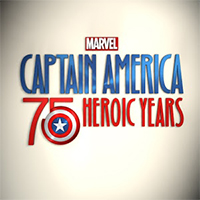 دانلود فیلم مستند Marvels Captain America 75 Heroic Years 2016