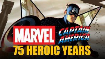 دانلود فیلم مستند Marvels Captain America 75 Heroic Years 2016