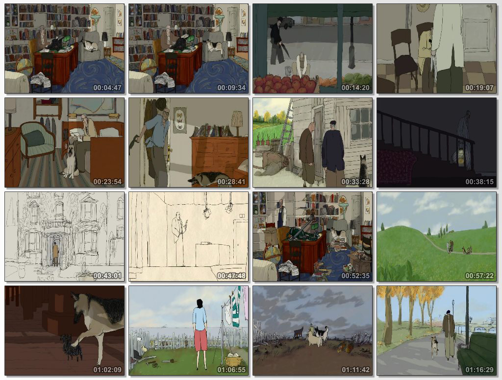 دانلود انیمیشن My Dog Tulip 2009
