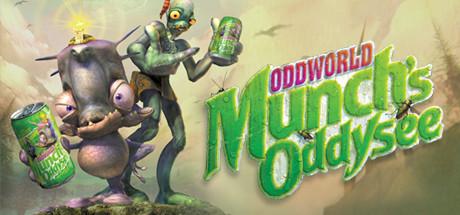 دانلود بازی کامپیوتر Oddworld Munchs Oddysee HD نسخه SKIDROW