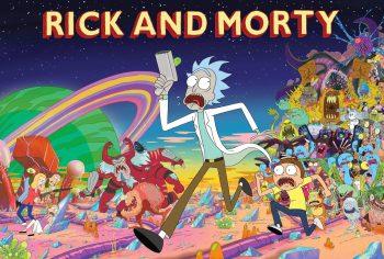 دانلود انییمیشن سریالی Rick and Morty 2013
