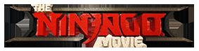 The Lego Ninjago Movie 2017 Logo