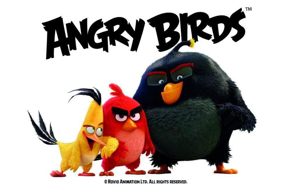 دانلود انیمیشن سینمایی The Angry Birds Movie 2016