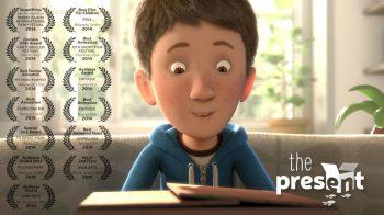 دانلود انیمیشن The Present 2014