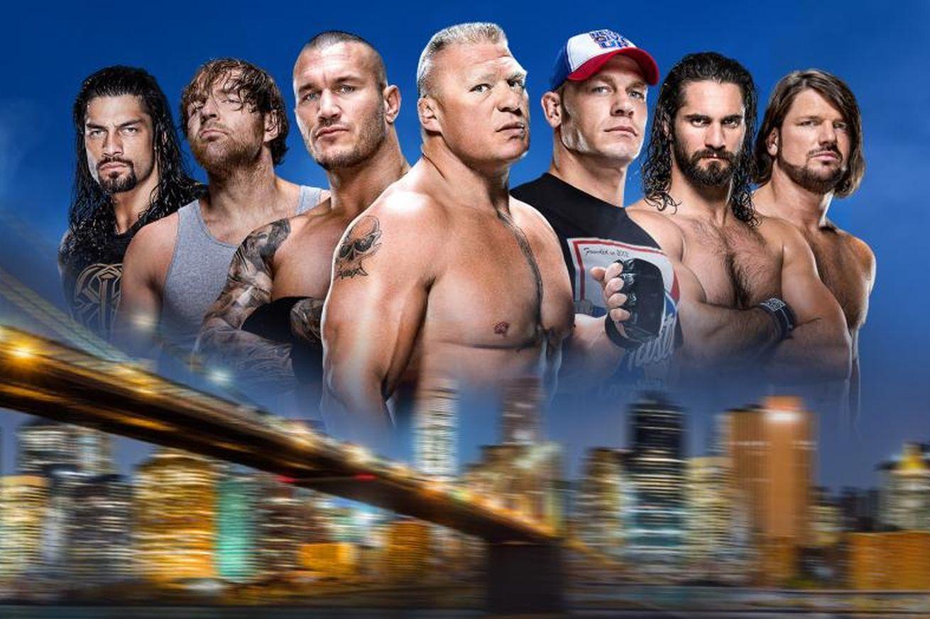 دانلود فیلم تلوزیونی WWE SummerSlam 2016