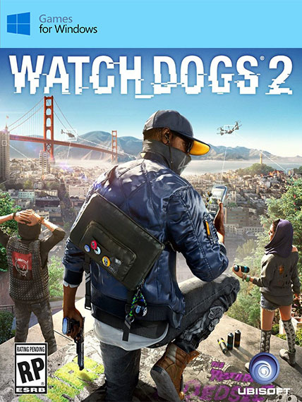 Image result for ‫دانلود بازی watch dogs 2‬‎