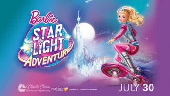 دانلود انیمیشن سینمایی Barbie Star Light Adventure 2016
