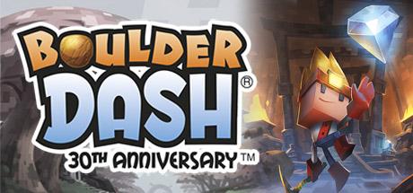 دانلود بازی کامپیوتر Boulder Dash 30th Anniversary نسخه SKIDROW