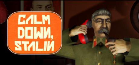 دانلود بازی کامپیوتر Calm Down Stalin