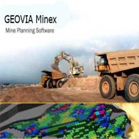 دانلود نرم افزار زمین شناسی و برنامه ریزی معدن Dassault Systemes GEOVIA Minex