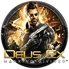 Deus Ex Mankind Divided Icon