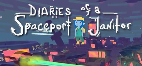 دانلود بازی کامپیوتر Diaries of a Spaceport Janitor