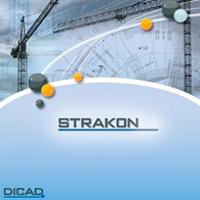 دانلود نرم افزار طراحی سازه سه بعدی Dicad Strakon Premium 2016