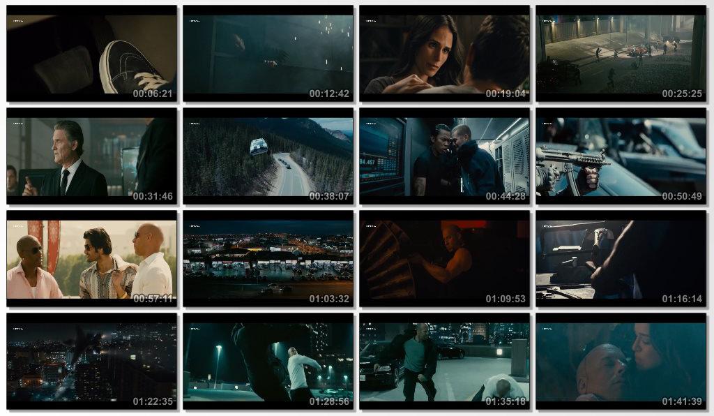 دانلود فیلم سینمایی Fast and Furious 7 2015