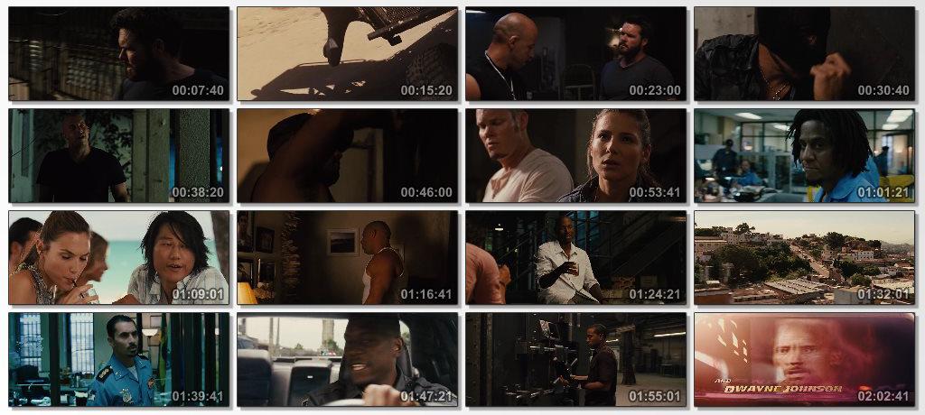 دانلود فیلم سینمایی Fast and Furious 5 2011