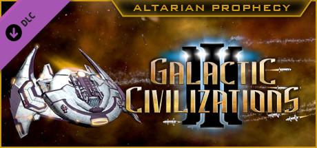 دانلود بازی کامپیوتر Galactic Civilizations III Altarian Prophecy نسخه SKIDROW