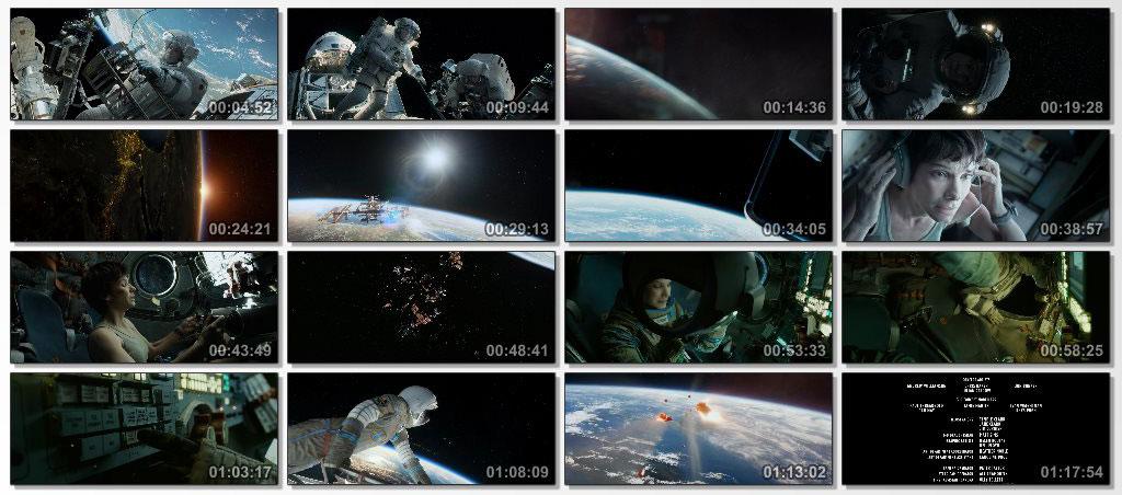 دانلود فیلم سینمایی Gravity 2013