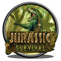 دانلود بازی کامپیوتر Jurassic Survival