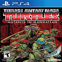 دانلود بازی TMNT Mutants in Manhattan برای Ps4