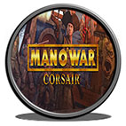 Man O War Corsair Warhammer Naval Battles logo