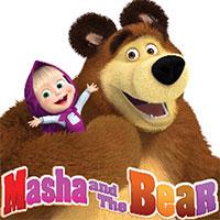 دانلود انیمیشن سریالی Masha and The Bear
